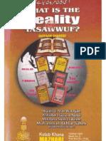 Reality of Tasawwuf by Maulana Muhammad Hakeem Akhtar