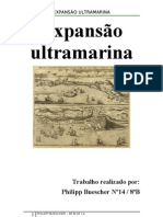 Expansão Ultramarina Portuguesa