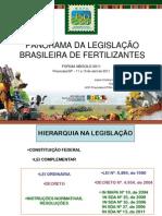 Izabel Giovannini Panorama Da Legislacao Brasileira de Fertilizantes
