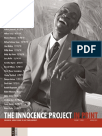 The Innocence Project in Print Winter 2011