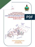 Chamarajnagara Brochure