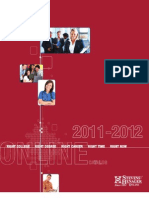 Stevens-Henager College Online Catalog 2011-2012