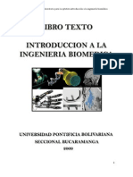 Libro Texto Introduccion a La Ingenieria Biomedica