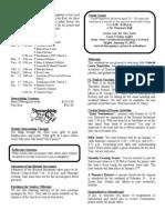 Bulletin Jan. 8, 2012