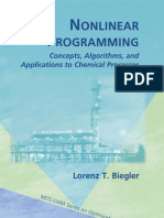 Nonlinear Programming Theory And Algorithms Pdf