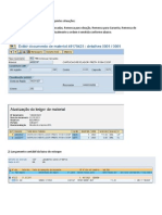 ALTERAÇÃO MATL DE GARANTIA XLS