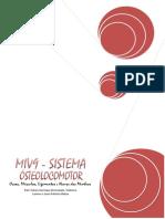 MIV9 - Sistema Ósteolocomotor - RESUMÃO
