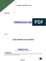Domicilio Civil