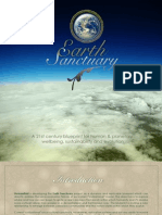 Earth Sanctuary - 21st century for human & planetary sustainability and evolution