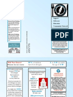 Food Allergy Education Network TRIFOLD