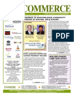January 2012 Commerce Newsletter