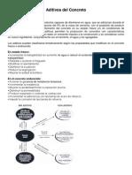 Aditivos Del Concreto Clase 12marzo-1