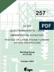 Cigre 257 El Cid Electromagnetic Core Imperfection Detector