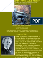 Frank Lloyd Wright - Casa Da Cascata