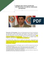 """¿Nuevo protocolo """"democrático""""...?"""