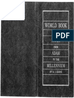 World Book of the Ages From Adam to the Millennium