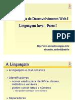 2-Linguagem Java I