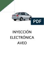 Sistema Inyección AVEO