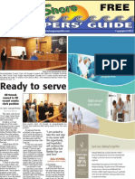 West Shore Shoppers' Guide, January 8, 2012