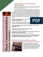 MC Grad Newsletter-Fall2011