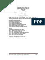 Confirmatory Factor Analysis With Lisrel 2