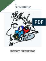 Retozos Oníricos - Olivier Boigandreau - Ediciones Turbulentas