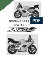 Manuel Atelier Peugeot XR6