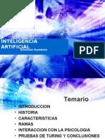 Introducción a Inteligencia Artificial. Sistemas Humanos