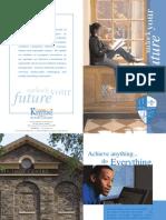 Keystone Honors Academy Brochure