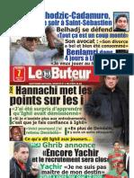 LE BUTEUR PDF du 07/01/2012