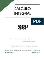 Calculo Integral ProceCC