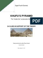 Nueva Teoria Piramide de Keops