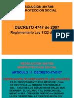DIAPOSITIVAS RESOLUCION 3047