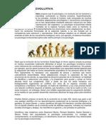Psicologia Evolutiva y Psicoanalisis