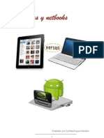 Netbooks y tabletas