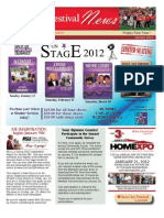 2012 January Newsletter