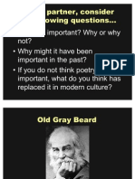 Whitman Bio PPT