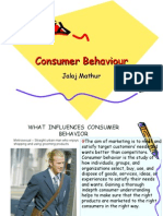 Consumer Behaviour 4