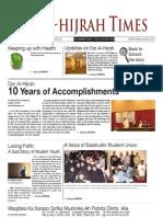 Daral-Hijrah Times