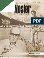 NOSLER 2012 Catalog