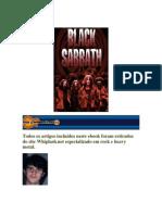 Dnio Alves - Biografia - Black Sabbath