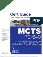 Pearson.mcts.70 640.Cert.guide.dec