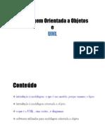 1803 Slides Cap 3 Modelagem Orientada a Objetos e UML 1
