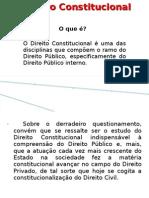 Fundamentos Gerais Do Dir Constitucional