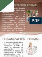 OrganizaciÓn Formal