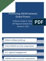Thayer Regional Outlook Forum Power Point Slides