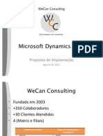 Presentation Dynamics CRM - 2011 - We Can Consulting 08-47