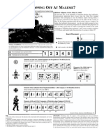 [Wargame] [Avalon Hill] Advanced Squad Leader Scenarios 1 to 74