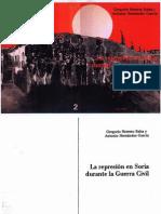 La represión en Soria durante la Guerra Civil, vol. 2 (parte 1 de 6)