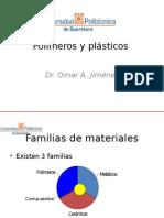 Ingeniera de Los Materiales Plasticos Tema 1